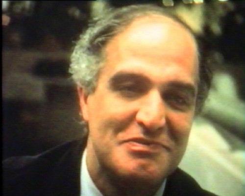 <b>Alain Dumaurier</b>, cinématon numéro 507 - 507